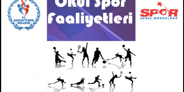 2017-2018 Okul Sporları Masa Tenisi Sonuçları